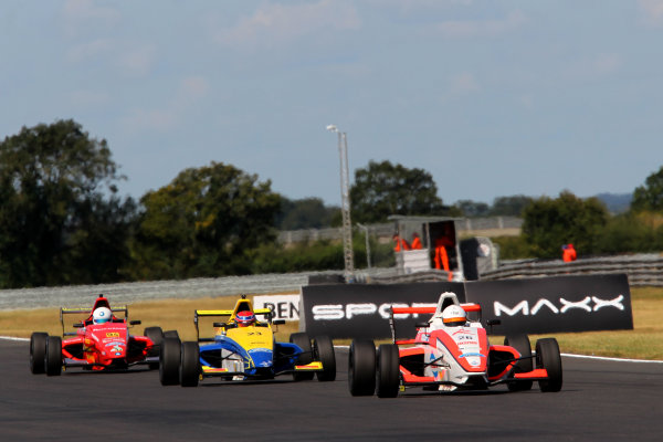 2014 MSA Formula Ford Championship of Great Britain, Snetterton, Norfolk. 1st - 3rd August 2014. Juan Rosso (ARG) Radical Motorsport Formula Ford. World Copyright: Ebrey / LAT Photographic.