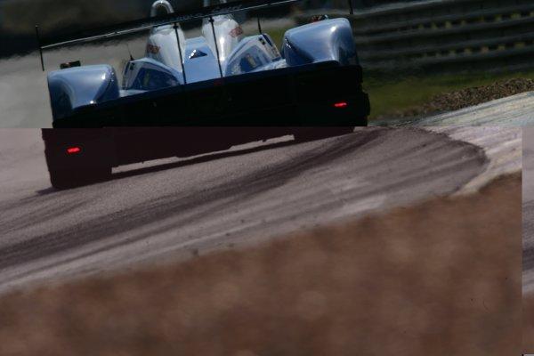 2007 Le Mans Test Day2nd and 3rd June 2007.Le Mans, France.Sunday Test DayEmmanuel Collard (FRA)/Jean-Christophe Boullion (FRA)/Romain Dumas (FRA) (no 16 Pescarolo Judd) action.World Copyright: Glenn Dunbar/LAT Photographic. ref: Digital Image YY8P5822
