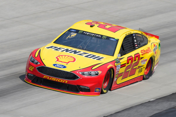 #22: Joey Logano, Team Penske, Ford Fusion Shell Pennzoil