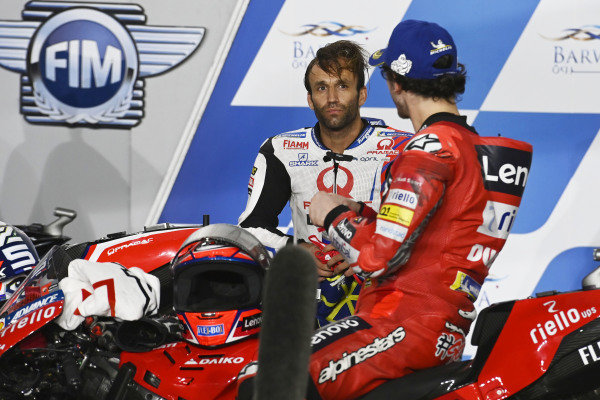 Johann Zarco, Pramac Racing, Francesco Bagnaia, Ducati Team