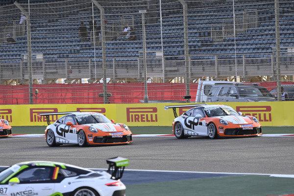 Jesse van Kujik (NED), GP Elite, leads Daan van Kujik (NED), GP Elite