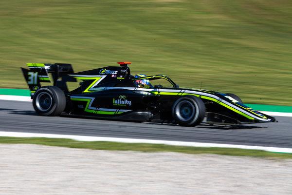 Logan Sargeant (USA, Carlin Buzz Racing)