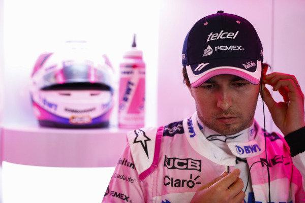 Sergio Perez, Racing Point