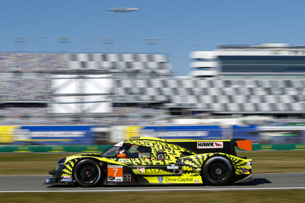 #7: Forty7 Motorsports Duqueine M30-D08, LMP3: Mark Kvamme, Ryan Norman, Gabby Chaves, Charles Finelli