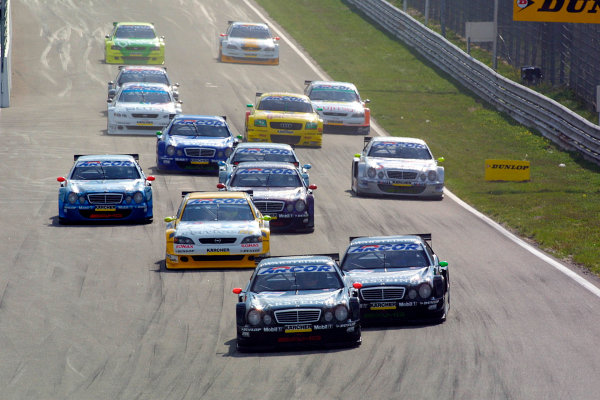 2001 DTM Championship