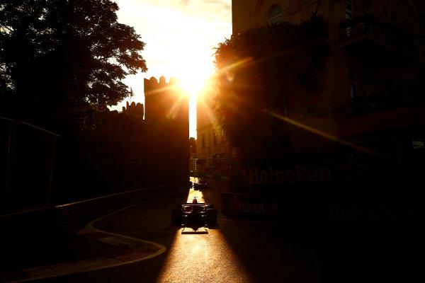 Baku City Circuit, Baku, Azerbaijan. Friday 23 June 2017. World Copyright: Andrew Hone/LAT Images ref: Digital Image _ONZ6537
