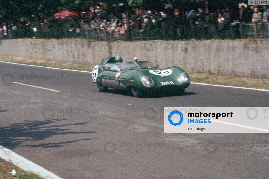 1957 Le Mans 24 hours.