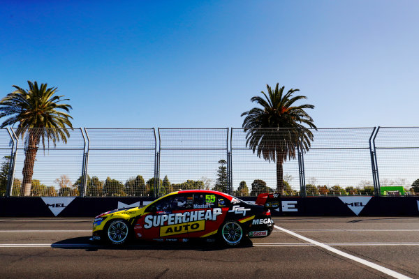 Chaz Mostert, Tickford Racing Ford.