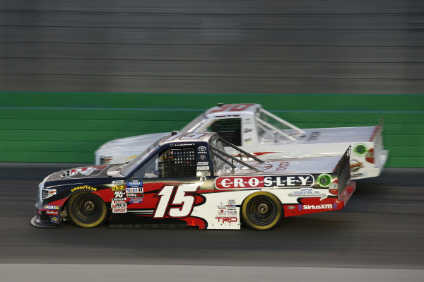 #15: Dylan Lupton, DGR-Crosley, Toyota Tundra Crosley