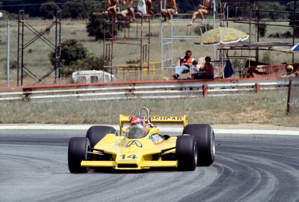 1979 South African Grand Prix.Kyalami, South Africa.1-3 March 1979.Emerson Fittipaldi (Fittipaldi F6 Ford) 13th position.Ref-79 SA 18.World Copyright - LAT Photographic
