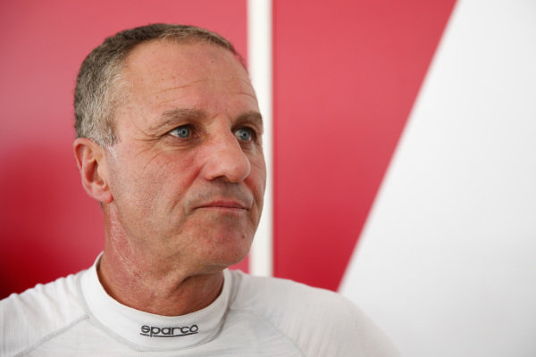 Marc Cini (AUS) Independent at Audi R8 LMS Cup, Rd1 and Rd2, Adelaide, Australia, 2-4 March 2018.