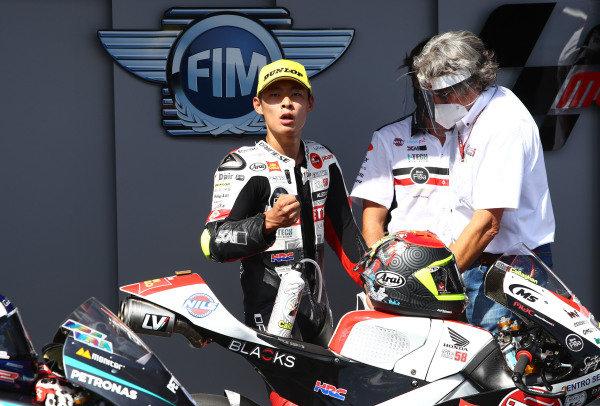 Tatsuki Suzuki, SIC58 Squadra Corse.