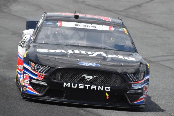 Aric Almirola, Stewart-Haas Racing Ford Smithfield, Copyright: Jared C. Tilton/Getty Images.