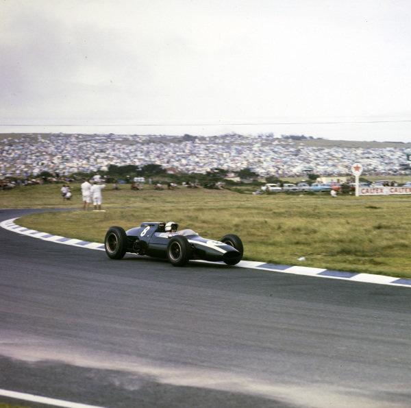 Bruce McLaren, Cooper T60 Climax.