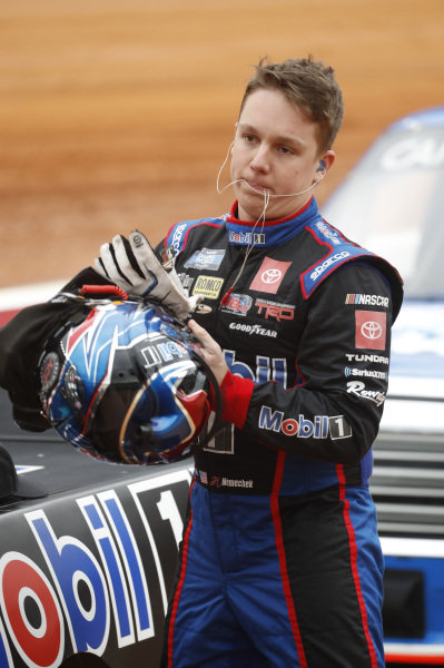 #4: John Hunter Nemechek, Kyle Busch Motorsports, Toyota Tundra Mobil 1