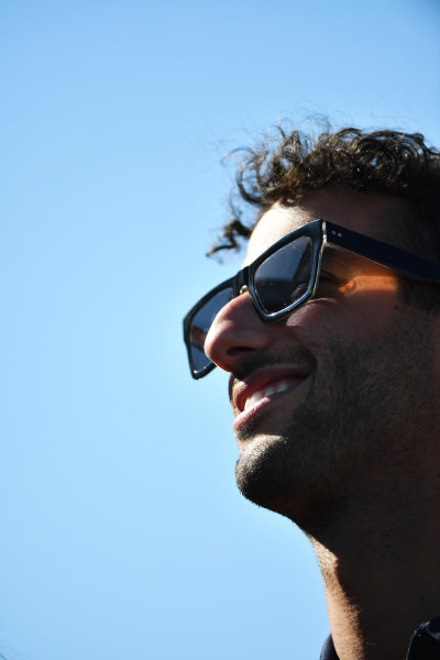 Daniel Ricciardo (AUS) Red Bull Racing