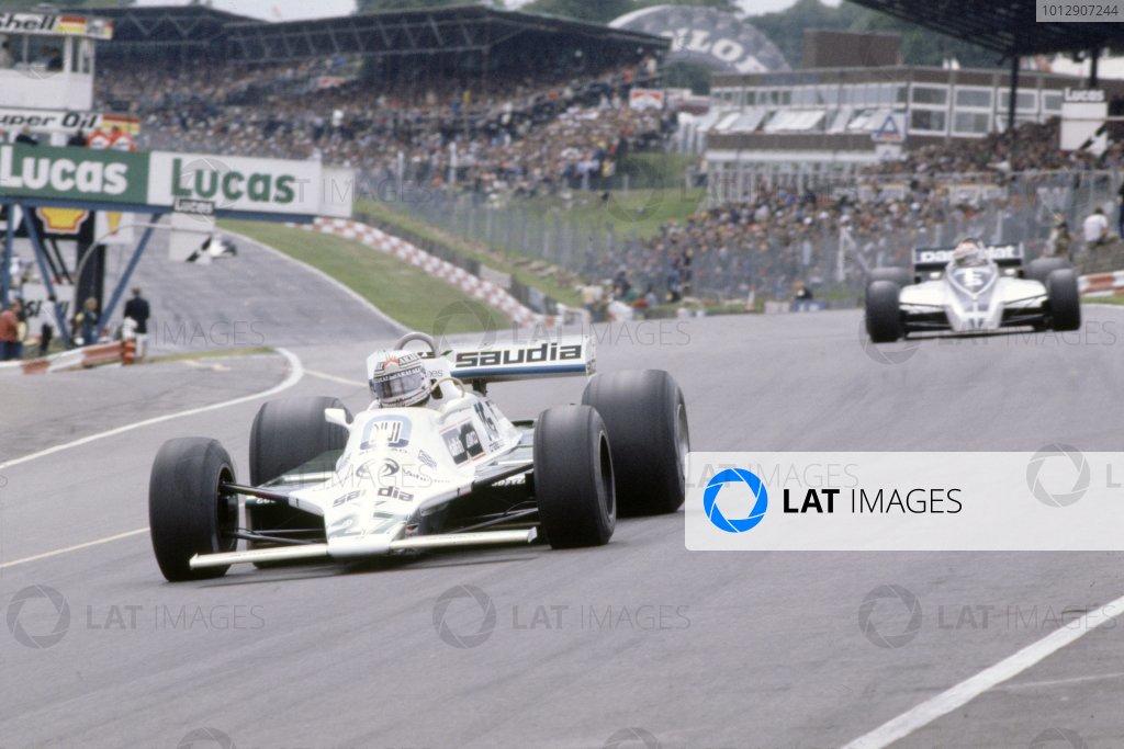 1980 British Grand Prix.