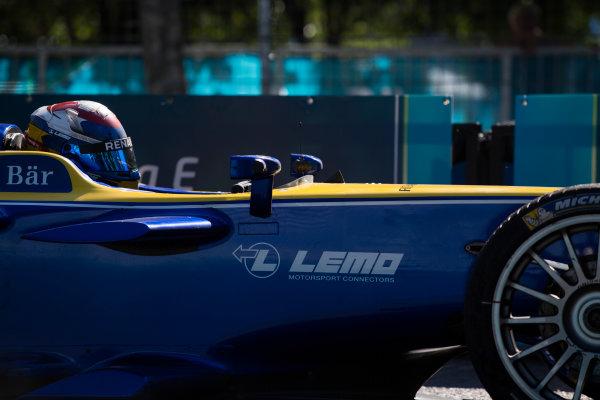 2015 Formula E  Buenos Aires e-Prix, Argentina Saturday 6 February 2016. Sebastien Buemi (SUI), Renault e.Dams Z.E.15  Photo: Sam Bloxham/FIA Formula E/LAT ref: Digital Image _SBL0999