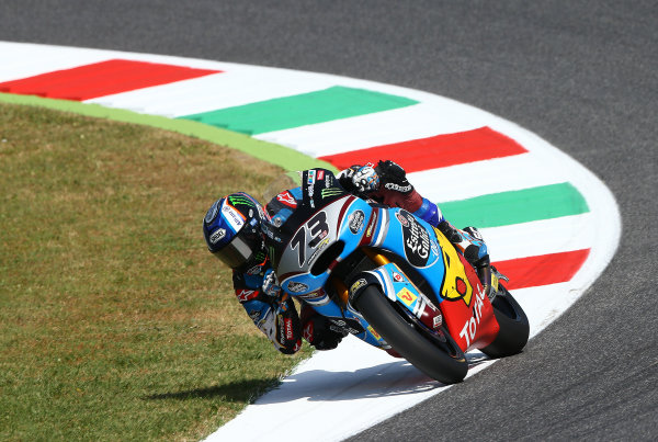 2017 Moto2 Championship - Round 6 Mugello, Italy Friday 2 June 2017 Alex Marquez, Marc VDS World Copyright: Gold & Goose Photography/LAT Images ref: Digital Image 673571