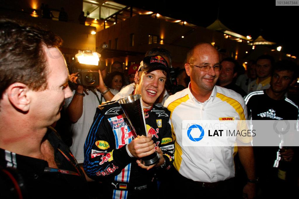2009 Abu Dhabi Grand Prix - Sunday