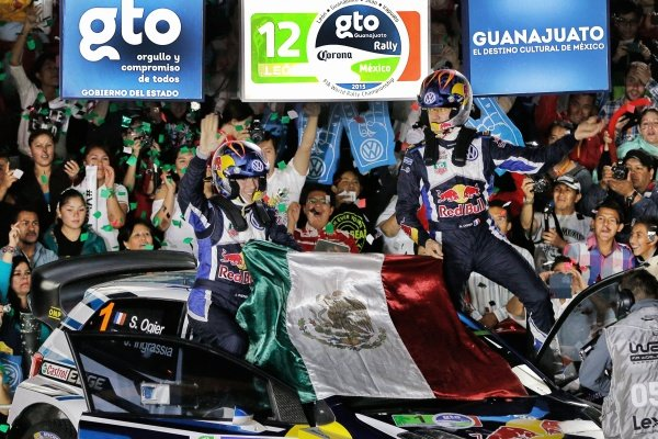 Sebastien Ogier (FRA) / Julien Ingrassia (FRA), Volkswagen Polo R WRC at World Rally Championship, Rd3, Rally Mexico, Preparations and Shakedown, Leon, Mexico, 5 March 2015.