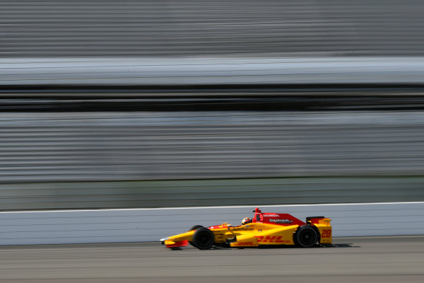Verizon IndyCar Series ABC Supply 500 Pocono Raceway, Long Pond, PA USA Saturday 19 August 2017 Ryan Hunter-Reay, Andretti Autosport Honda World Copyright: Scott R LePage LAT Images ref: Digital Image lepage-170819-poc-0967