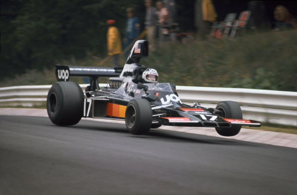 1975 German Grand Prix. 