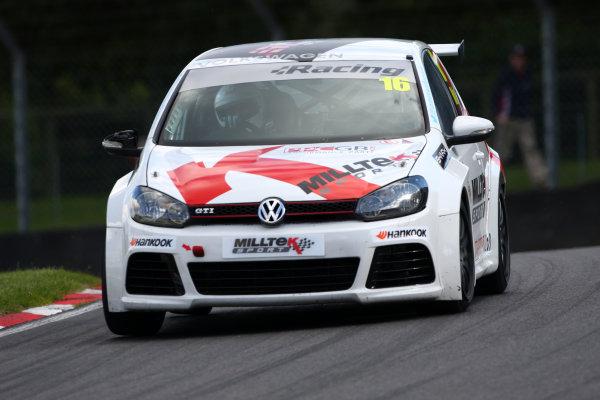 2014 Volkswagen Racing Cup, Brands Hatch, Kent, 30th-31st August 2014 James Walker World copyright: Jakob Ebrey/LAT Photographic
