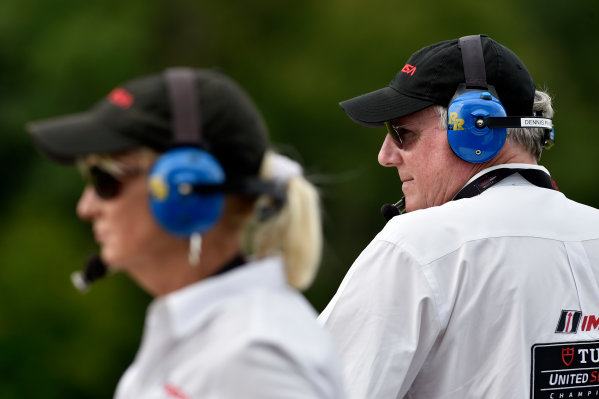 21-23 August 2015, Alton, Virginia USA IMSA Official, Starter ?2015, Scott R LePage  LAT Photo USA