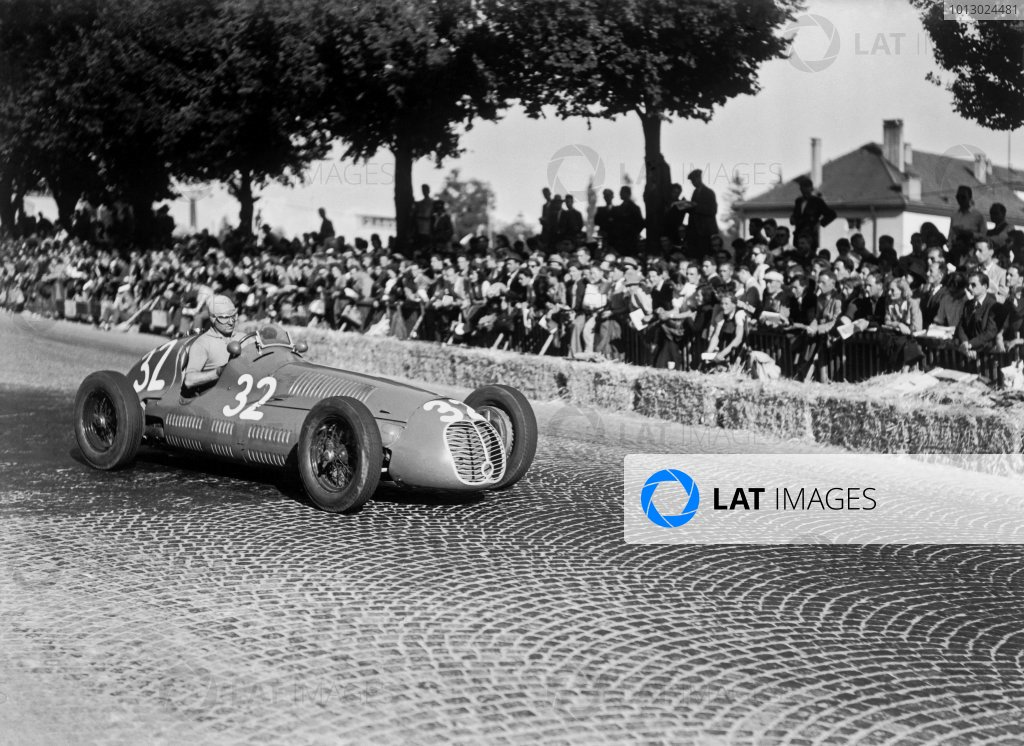 1948 Swiss Grand Prix.