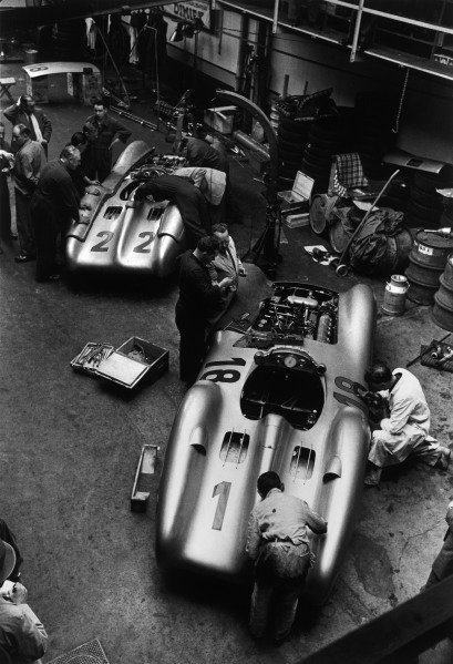 Reims, France. 4th July 1954.