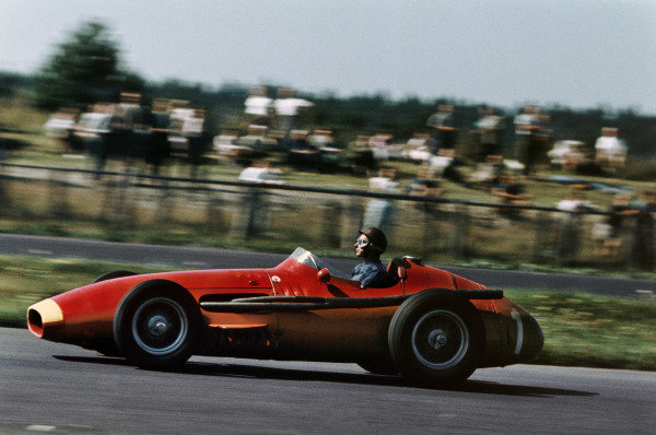 Nurburgring, Germany. 2-4 August 1957.