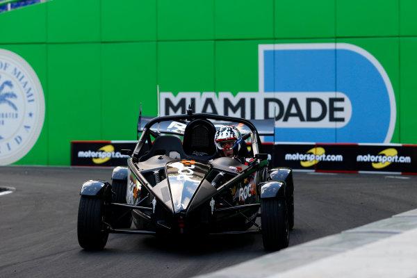 2017 Race of Champions Miami, Florida, USA Friday 20 January 2017 Travis Pastrana, Ariel Atom Cup World Copyright: Alexander Trienitz/LAT Photographic ref: Digital Image 2017-24h-RoC-MIA-AT2-0093