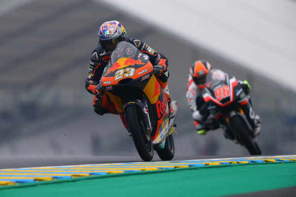 2017 Moto3 Championship - Round 5 Le Mans, France Friday 19 May 2017 Niccolo Antonelli, Red Bull KTM Ajo World Copyright: Gold & Goose Photography/LAT Images ref: Digital Image 670480