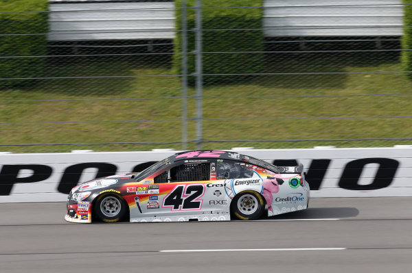 Monster Energy NASCAR Cup Series Overton's 400 Pocono Raceway, Long Pond, PA USA Saturday 29 July 2017 Kyle Larson, Chip Ganassi Racing, Energizer Chevrolet SS World Copyright: Matthew T. Thacker LAT Images