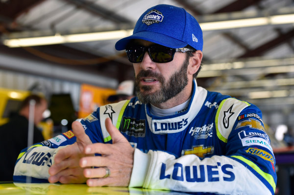 Monster Energy NASCAR Cup Series Toyota/Save Mart 350 Sonoma Raceway, Sonoma, CA USA Friday 23 June 2017 Jimmie Johnson, Hendrick Motorsports, Lowe's Chevrolet SS World Copyright: Nigel Kinrade LAT Images