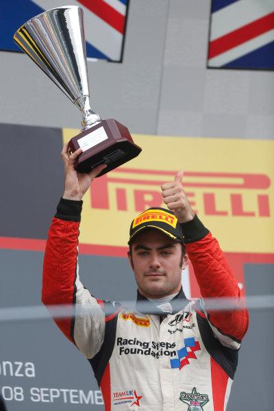 2013 GP3 Series. Round 7.  Autodromo di Monza, Monza, Italy. 8th September.  Sunday Race. Jack Harvey (GBR, ART Grand Prix) World Copyright: Andrew Ferraro/GP3 Media Service. ref: Digital Image _79P2842.JPG