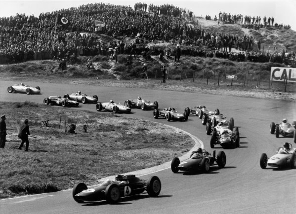 Zandvoort, Holland. 18-20 May 1962.