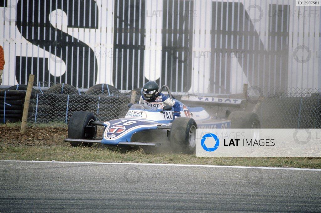 1981 Dutch Grand Prix
