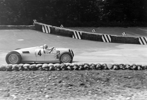 Bernd Rosemeyer, Auto Union Type C.
