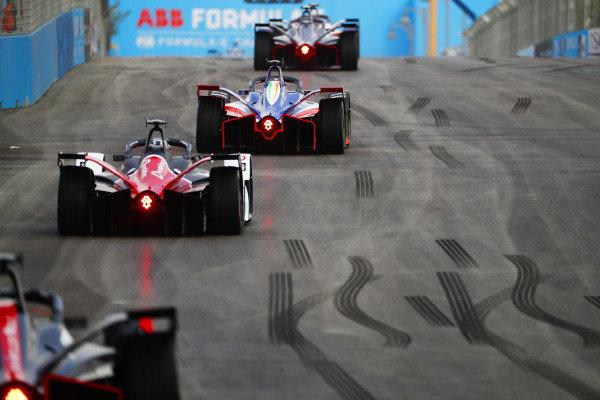 Pascal Wehrlein (DEU), Mahindra Racing, M6Electro