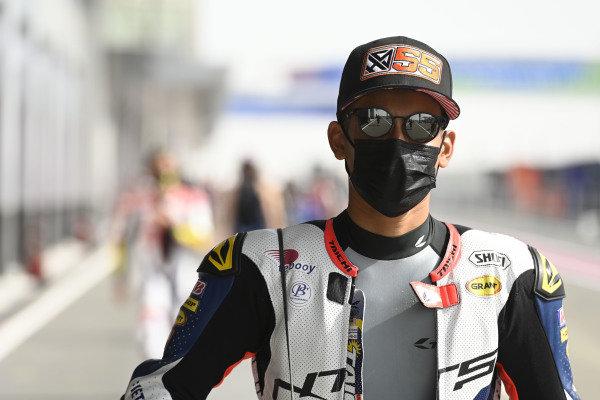 Hafizh Syahrin, NTS RW Racing GP.
