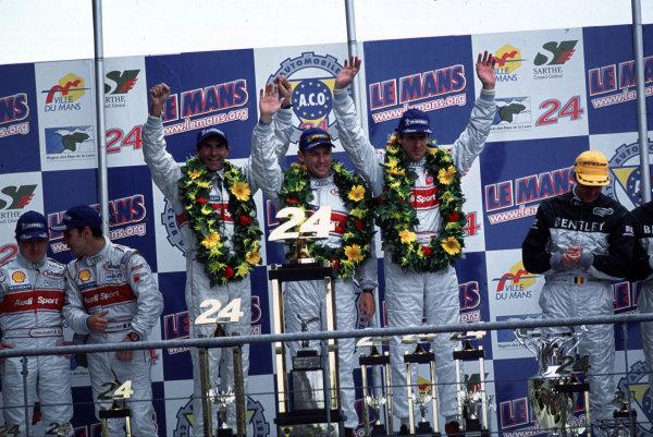 2001 Le Mans 24 Hours Le Mans, France. 16th - 17th June 2001 World Copyright - LAT Photographic ref: 01LM15.
