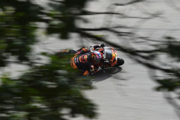 Brad Binder, KTM Ajo.