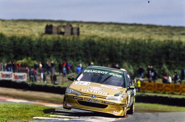 Paul Radisich, Esso Ultron Team Peugeot, Peugeot 406.