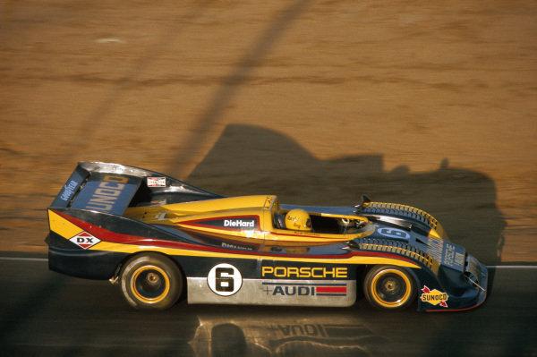 Mark Donohue, Roger Penske Enterprises, Porsche 917/30 TC Turbo.