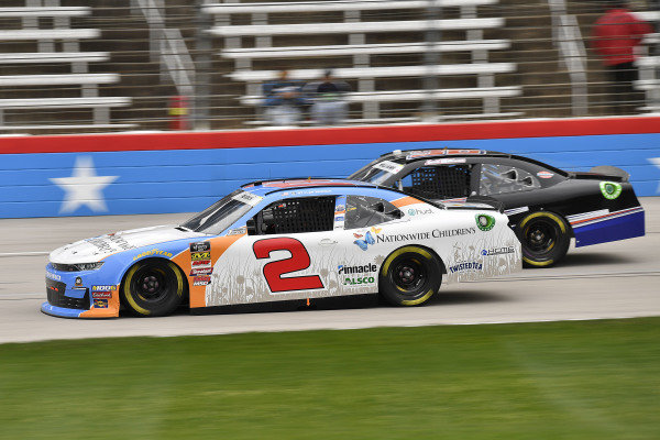 #2: Tyler Reddick, Richard Childress Racing, Chevrolet Camaro Nationwide Children's Hospital