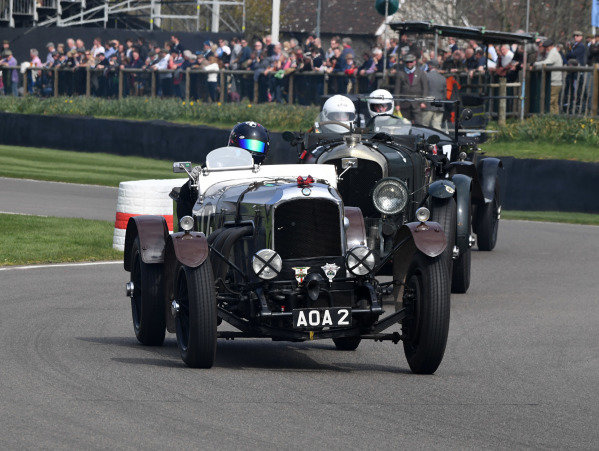John Duff Trophy Gregor Fisken Vauxhall