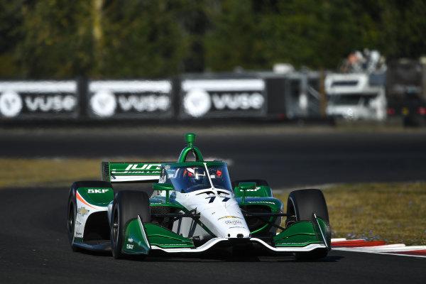 #77: Callum Ilott, Juncos Hollinger Racing Chevrolet