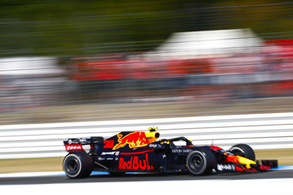 Max Verstappen, Red Bull Racing RB14 Tag Heuer.
